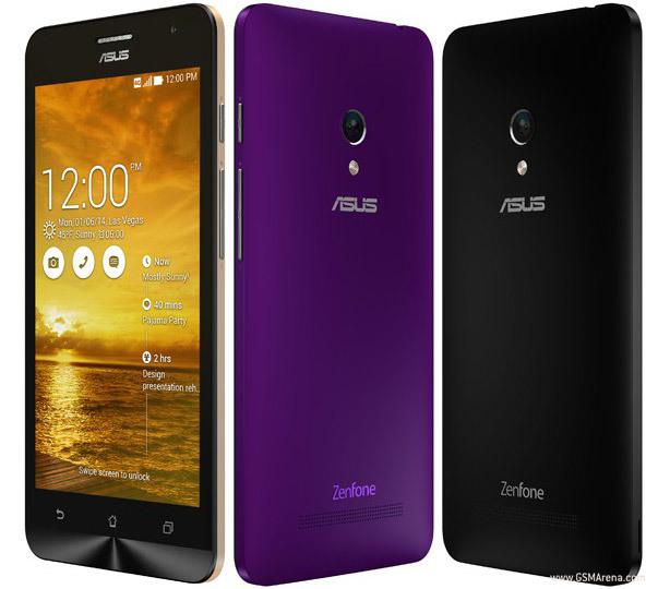 Asus Zenfone 5 A500KL 2014