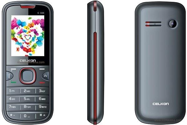 Celkon C333