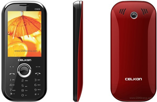 Celkon C909