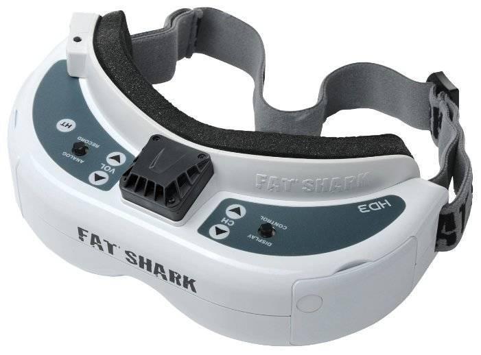 Fat Shark Dominator HD3