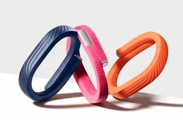 Jawbone UP24 — эластичный браслет