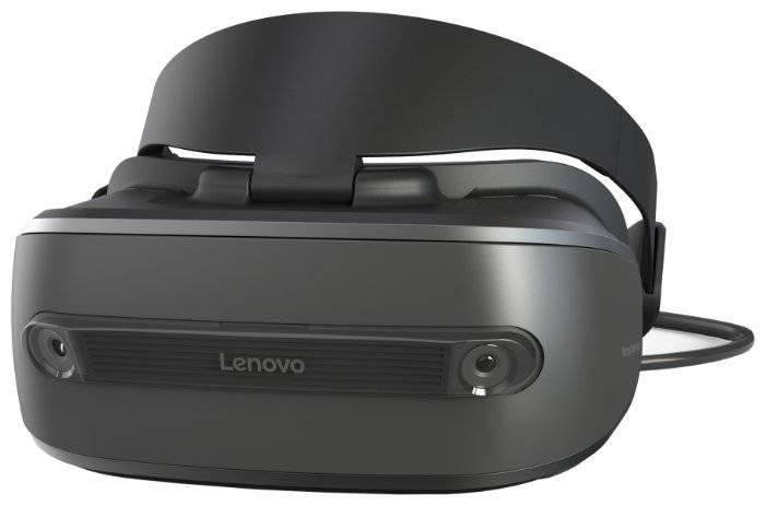Lenovo Explorer - front