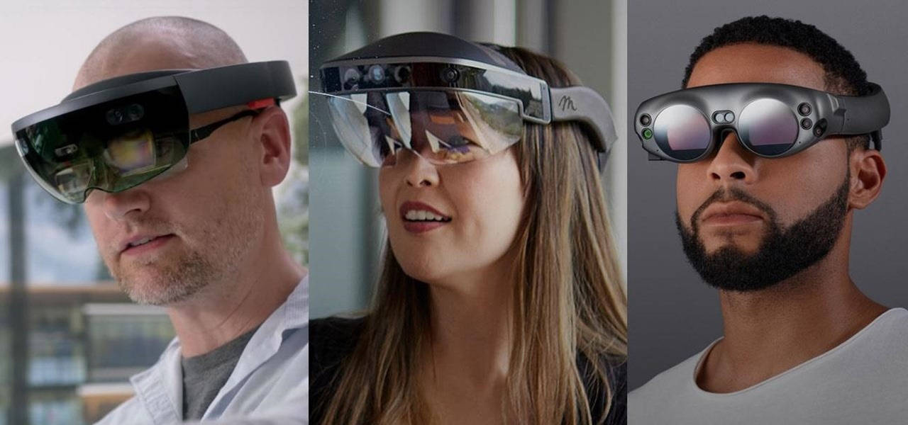 Microsoft HoloLens vs Meta 2 vs Magic Leap One