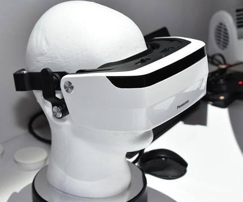 Panasonic VR