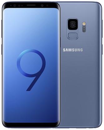 Samsung Galaxy S9 - Design