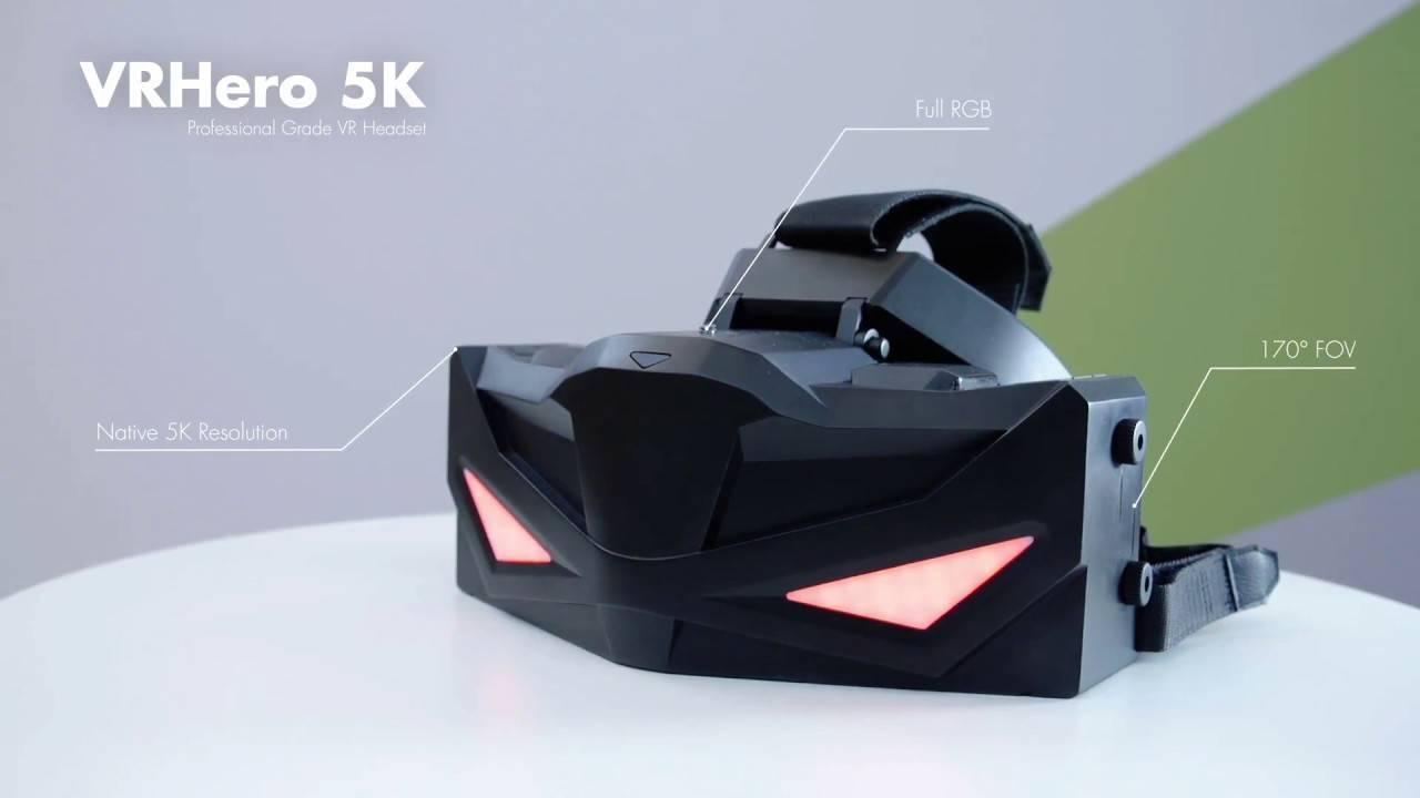 VRgineers VRHero 5K