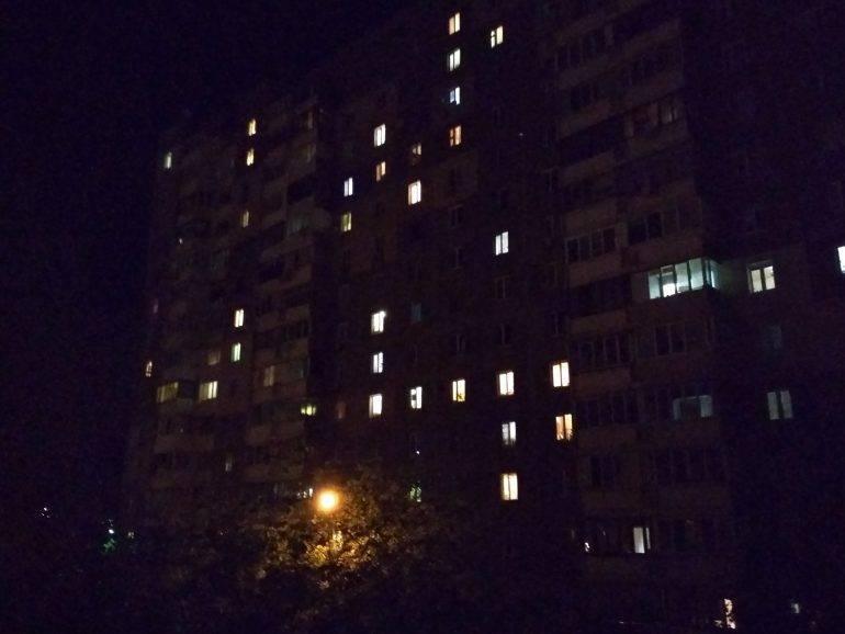 Ночная съёмка
