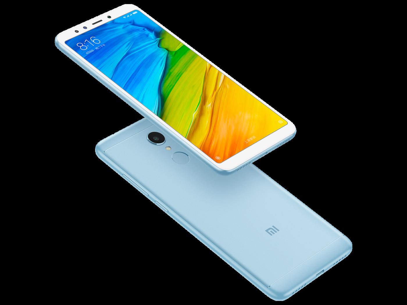Xiaomi Redmi 5 - Blue