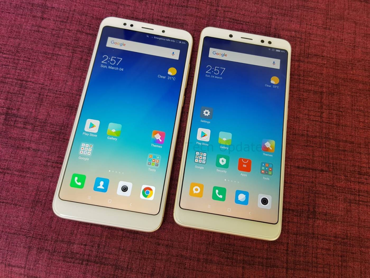 Xiaomi Note 5 и Note 5 Pro